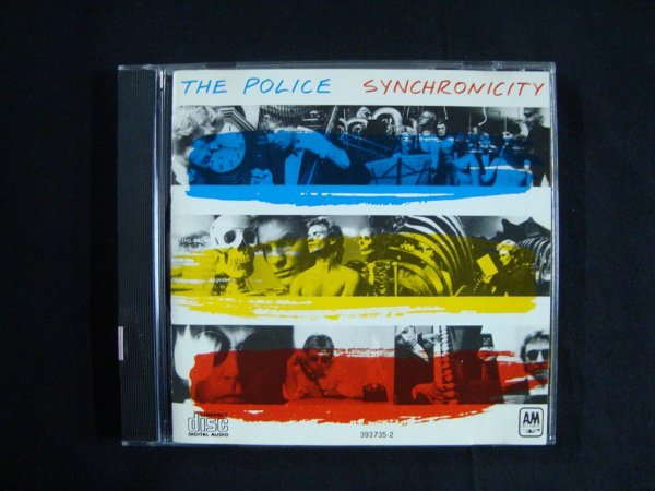 CD The Police - Synchronicity