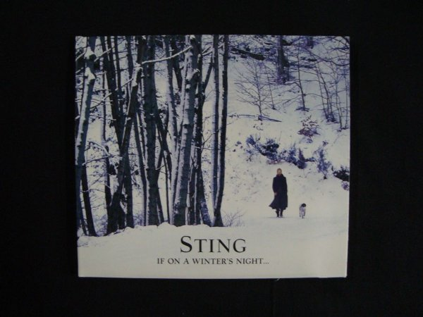 CD Sting - If on a Winter's Night
