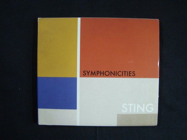 CD Sting - Symphonicities