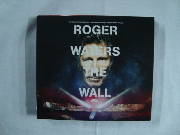 CD Roger Waters - The Wall - Duplo