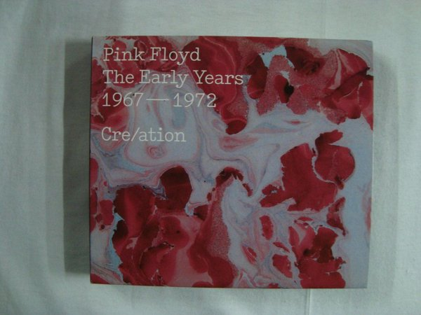 CD Pink Floyd - The early years 1967 - 1972 - Cre/ation