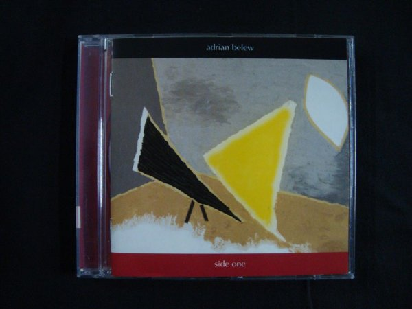 CD Adrian Belew - Side One