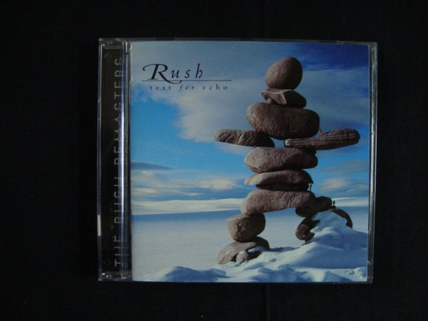 CD Rush - Test for echo