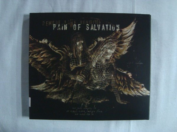 CD Pain of Salvation - Redemy Lane Re:visited