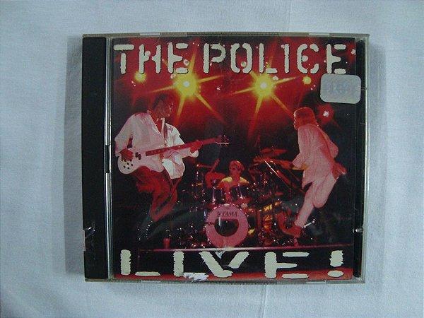 CD The Police - Live ! - Duplo