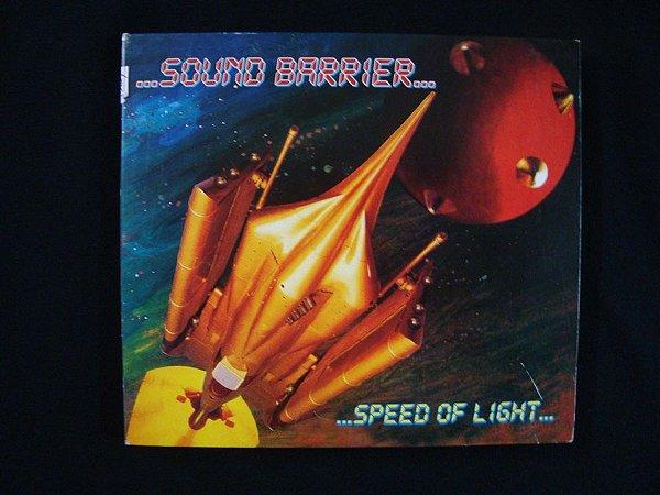 CD Sound Barrier - Speed of Light - Importado