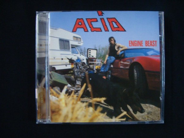CD Acid - Engine Beast