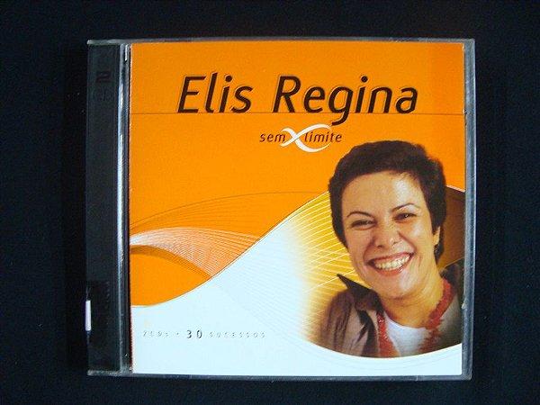 CD Elis Regina - Sem Limite - Coletânea Dupla