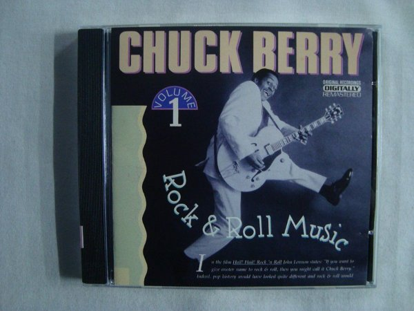 CD Chuck Berry - Volume 1 - Rock and Roll Music