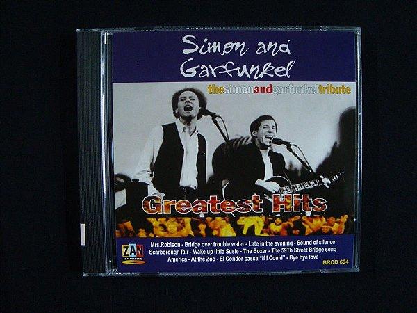CD Simon and Garfunkel - Tribute - Greatest Hits
