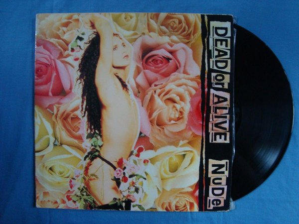 Disco de Vinil Dead or Alive - Nude