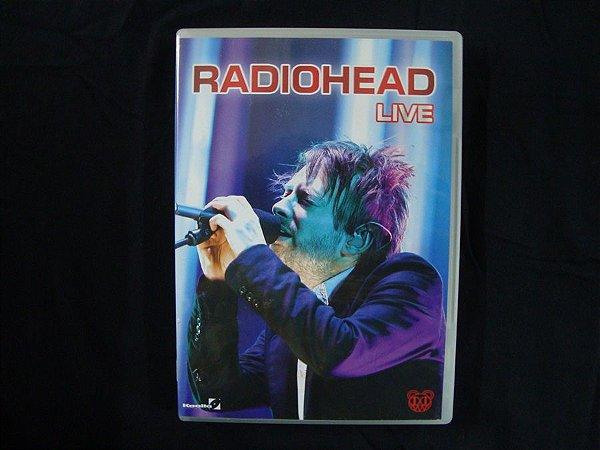 DVD Radiohead - Live
