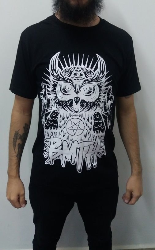 Camiseta Bring me the Horizon - BMTH