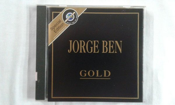 CD Jorge Ben - Gold