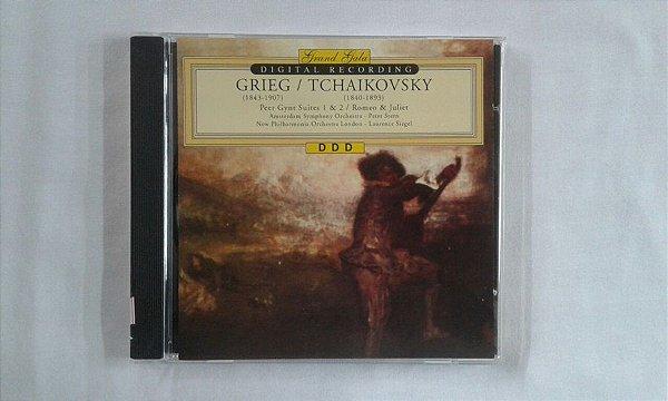 Cd Edvard Grieg / Pjotr Ilyich Tchaikovsky - Grand Gala
