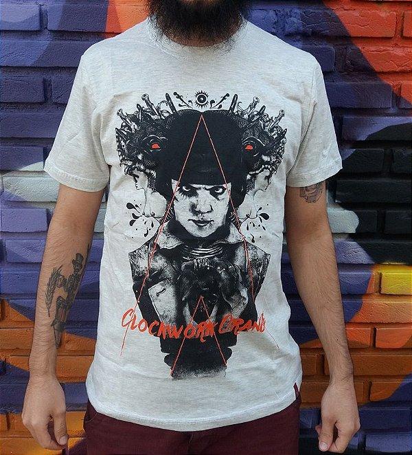 Camiseta Laranja Mecânica - Alex