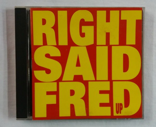 CD Right Said Fred - Up