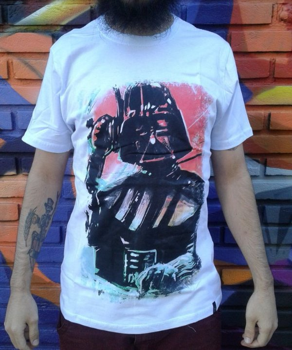 Camiseta Star Wars - Darth Vader DJ
