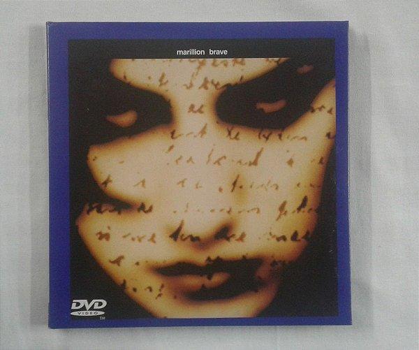 2 CD + DVD Marillion - Brave  - Importado