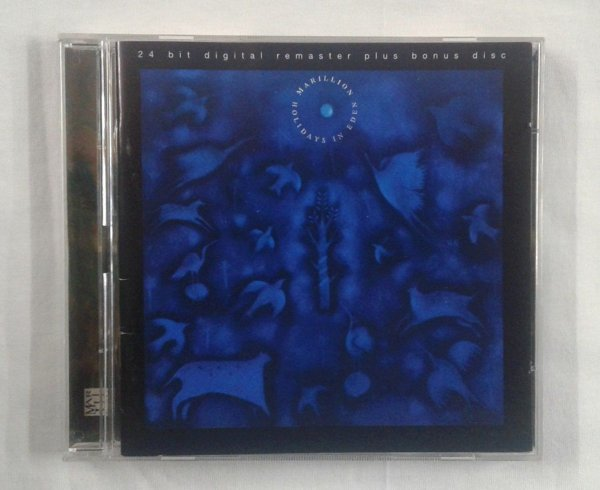 CD Marillion - Holidays in Eden - Importado Duplo