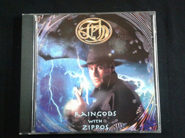 CD Fish - Raingods with Zippos - Importado