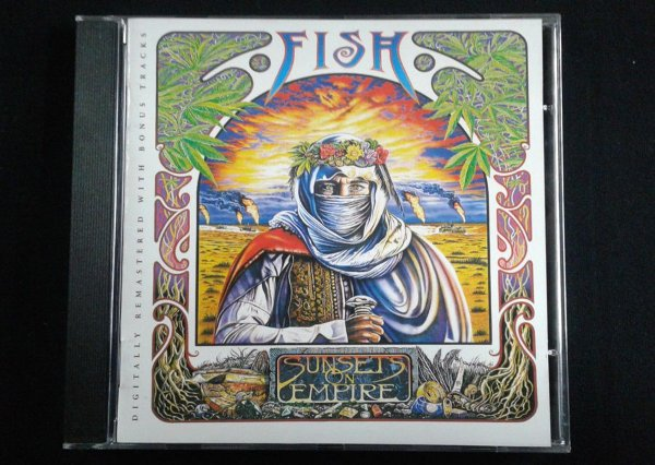 CD Fish - Sunsets of Empire - Importado