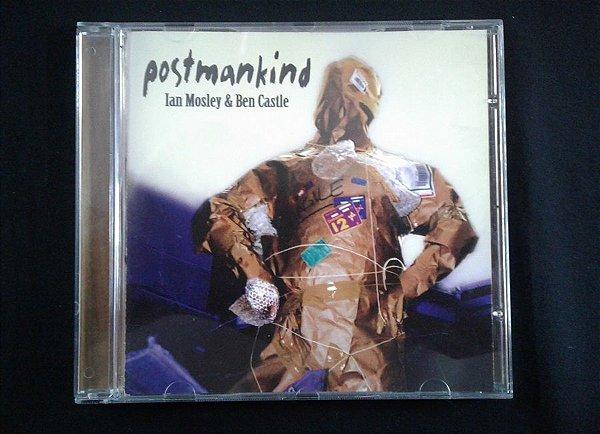 CD Ian Mosley & Ben Castle - Postmankind - Importado