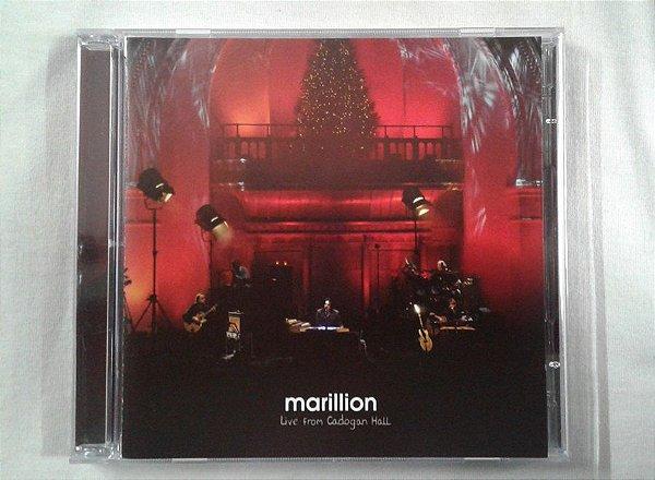 CD Marillion - Live from Cadogan Hall - Duplo