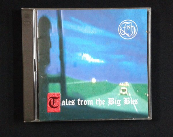 CD Fish - Tales from the Big Bus - Duplo Importado