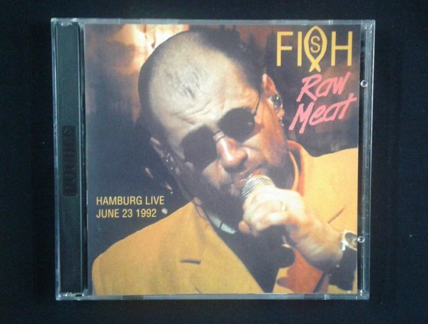 CD Fish - Raw Meat - Duplo Importado