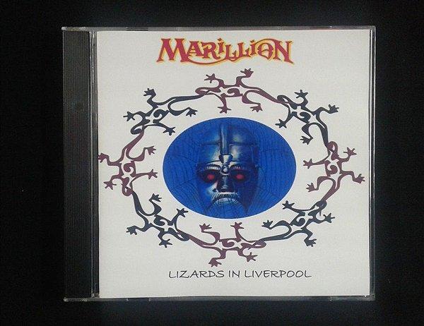 CD Marillion - Lizards in Liverpool - Importado