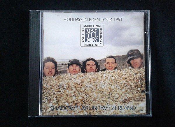CD Marillion - Holidays in Eden Tour 1991 - Importado