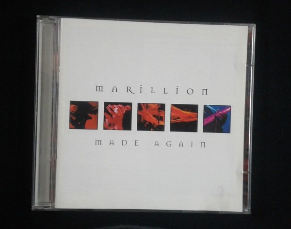 CD Marillion - Made Again - Duplo Importado