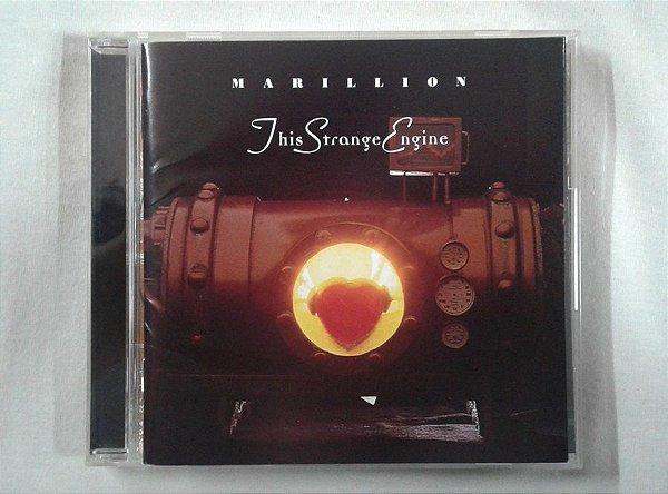 CD Marillion - This Strange Engine - Importado