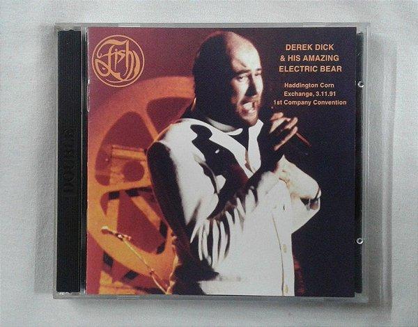 CD Fish - Derek Dick & His Amazing Electric Bear - Duplo Importado