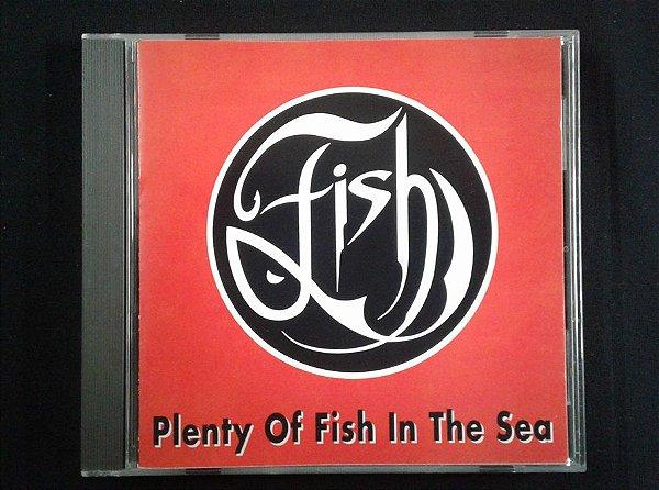 CD Fish - Plenty of Fish in the Sea - Importado