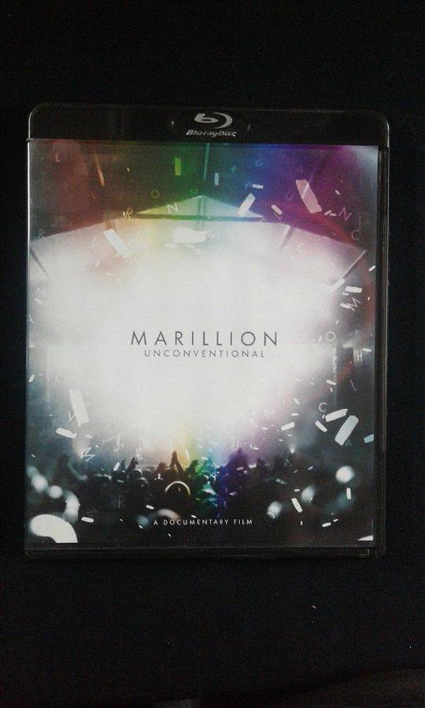 Blu-ray - Marillion - Unconventional - Importado