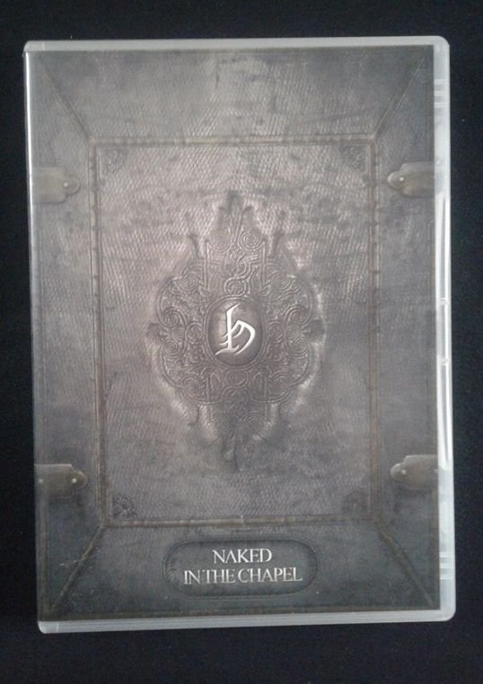 DVD Steve Hogarth - Naked in the Chapel - Importado