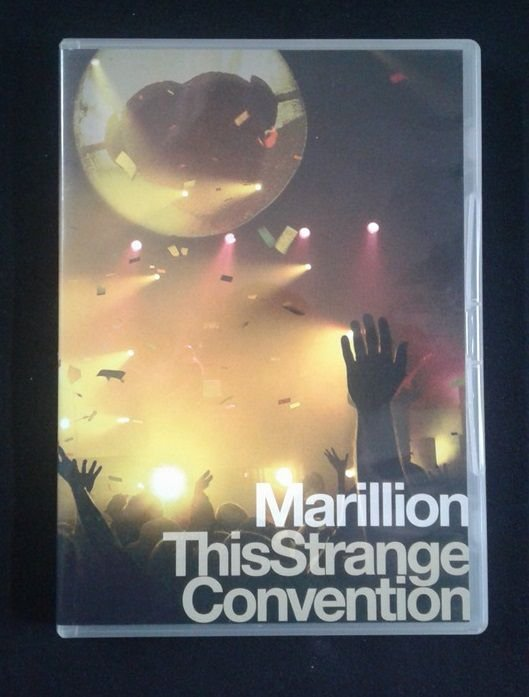 DVD Marillion - This Strange Convention Importado Duplo