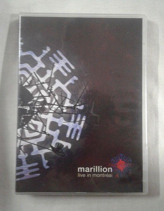 DVD Marillion - Live in Montreal - Triplo Importado