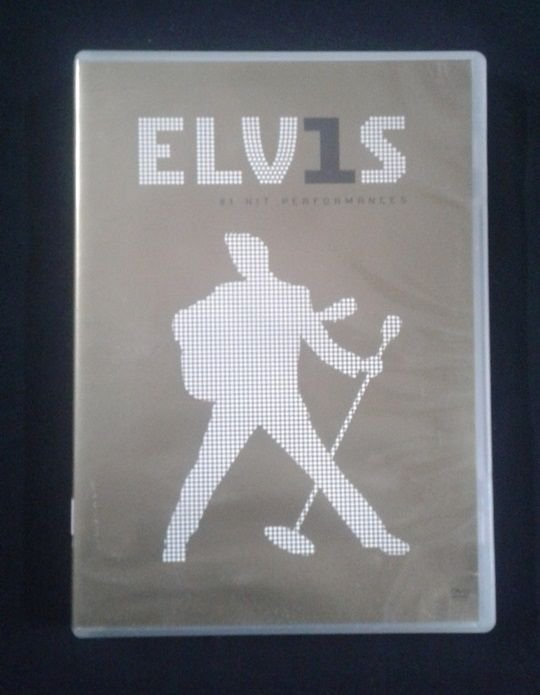 DVD Elvis Presley - 1 Hit Performances