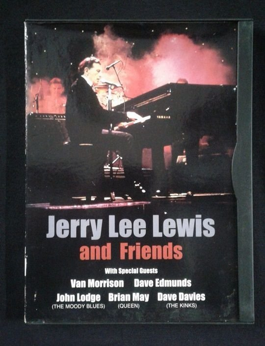 DVD Jerry Lee Lewis and Friends