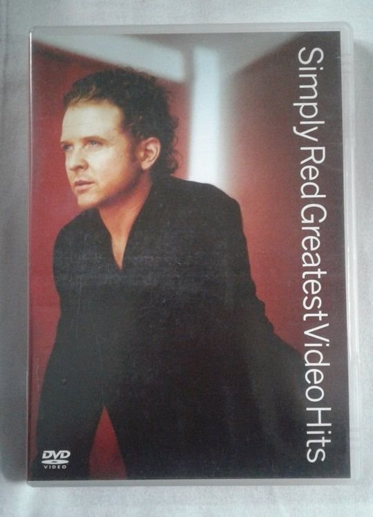 DVD Simply Red - Greatest Video Hits