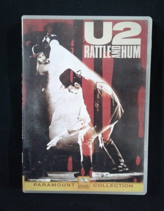 DVD U2 - Rattle and Hum - Paramount Collection