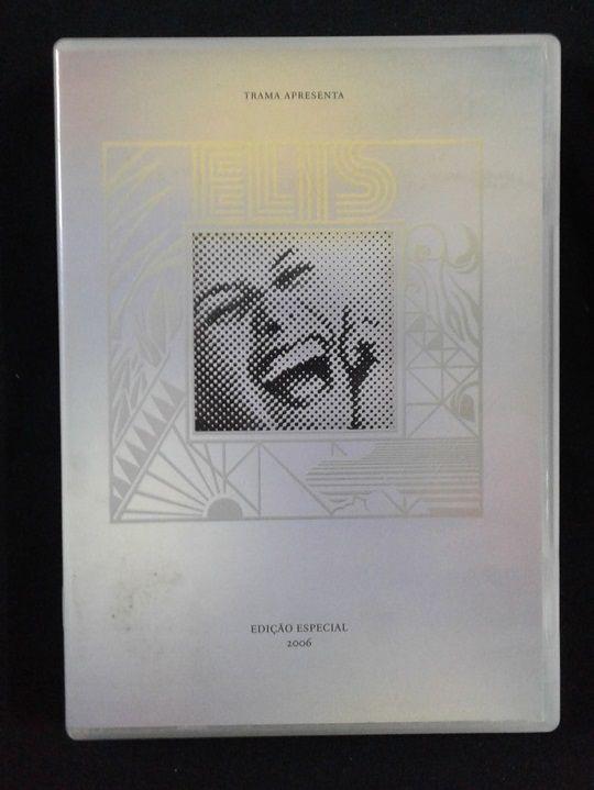 DVD Elis Regina - Elis - Edição Especial 2006 - Duplo