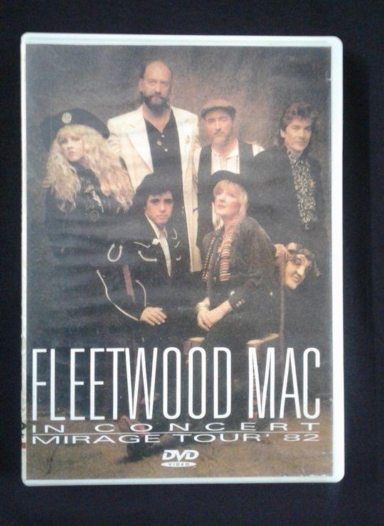 DVD Fleetwood Mac - In Concert - Mirage Tour 82