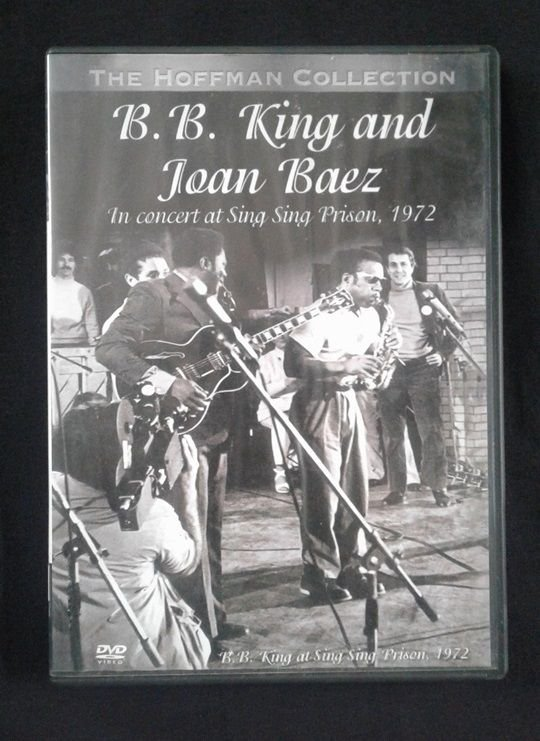 DVD BB King and Joan Baez - In Concert at Sing Sing Prison, 1972