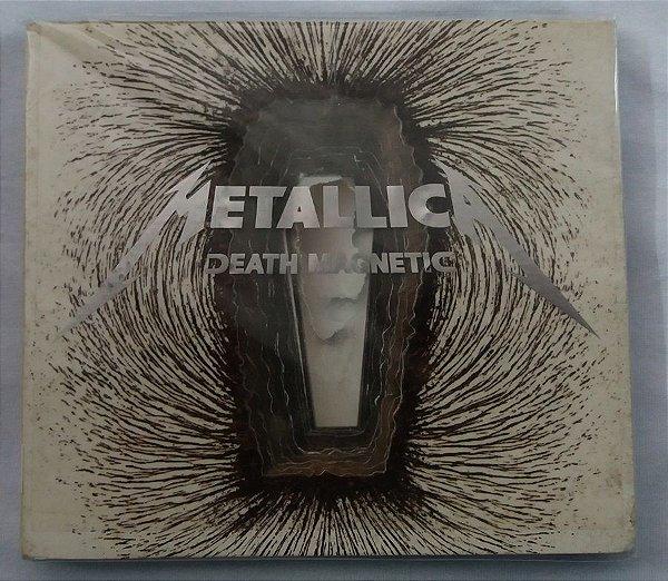 CD Metallica - Death Magnetic