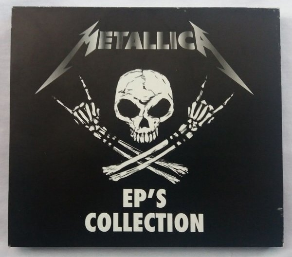CD Metallica - EP's Collection - Importado