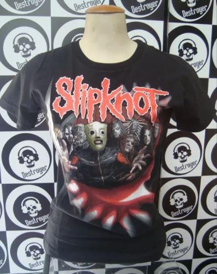 Baby look Slipknot